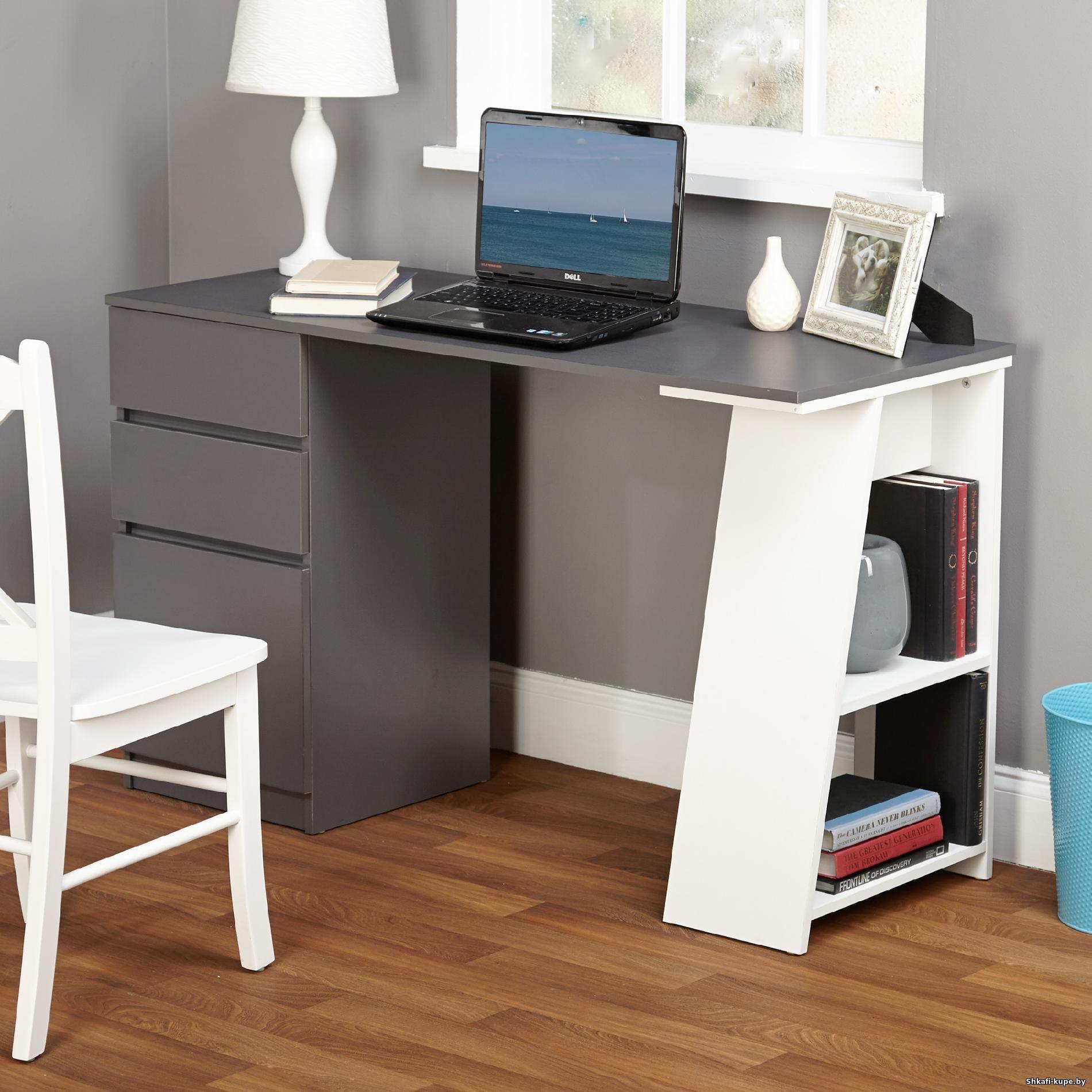Simple living comostylish, современный белый/серый или черны.