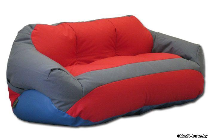 Бескаркасный диван своими руками пенопласт 59