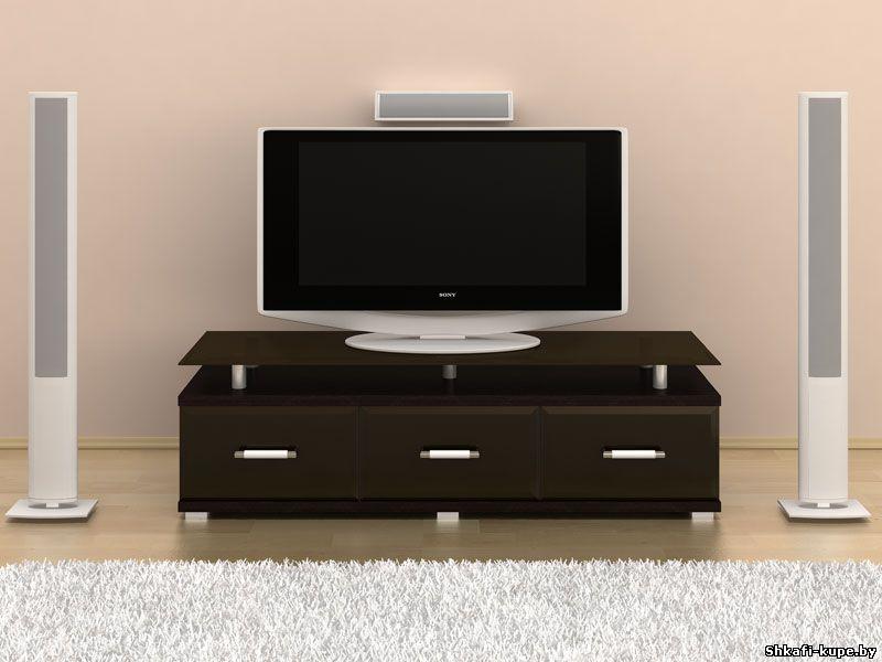 как выбрать столик под телевизор шкафы купе в минске
